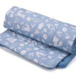 forest azure cotton/velvet azure 354/128/120