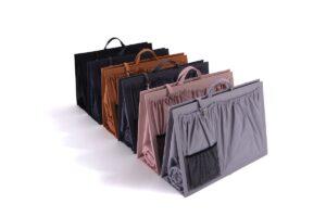 Organizery do toreb i plecaków